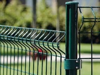 Забор из 3D сетки Симферополь цена от 1172 руб.