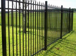 Забор на винтовых сваях Симферополь цена от 2344 руб.
