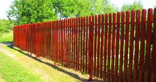 Забор для дачи Симферополь цена от 1279 руб.