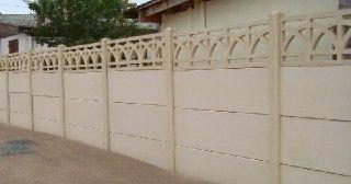 Бетонный забор под ключ Симферополь цена от 2238 руб.